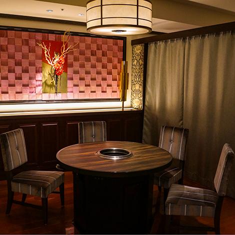 モランボン本店の個室「桜・梅」の写真