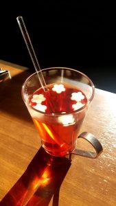 ホットオミジャ茶