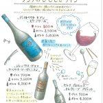 ランチグラスワイン